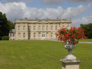 Chateau Bourg saint-Léonard
