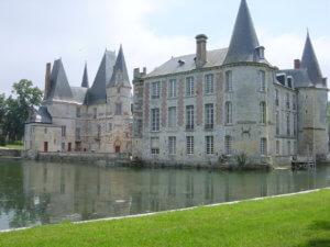 Château d'Ô - Mortrée
