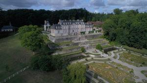 Château de Sassy et les Jardins à la française - Boischampré