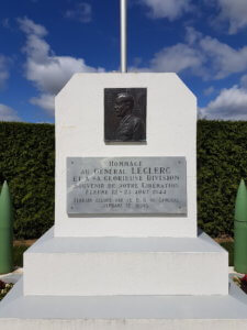 monument Leclerc - Fleuré