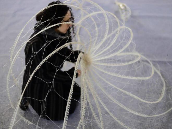 Marjolaine Salvador-Morel, artiste plasticienne